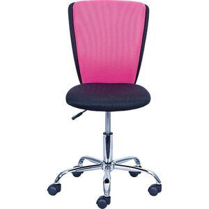 Inter Link Drehstuhl CC 15-1 schwarz/Pink