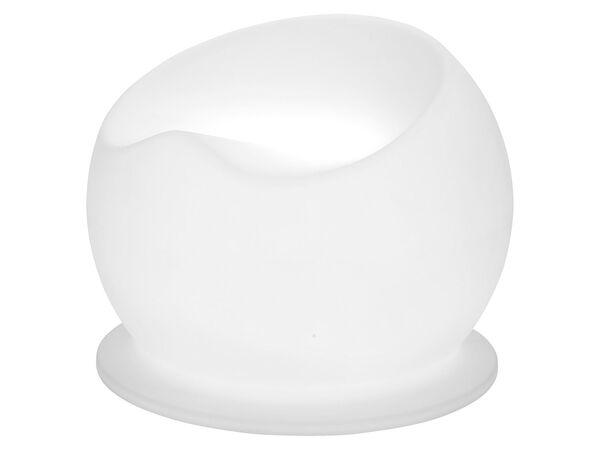 LIVARNO LUX® Loungesessel, beleuchtet, dimmbar, Farbwechselprogramme, mit Akku