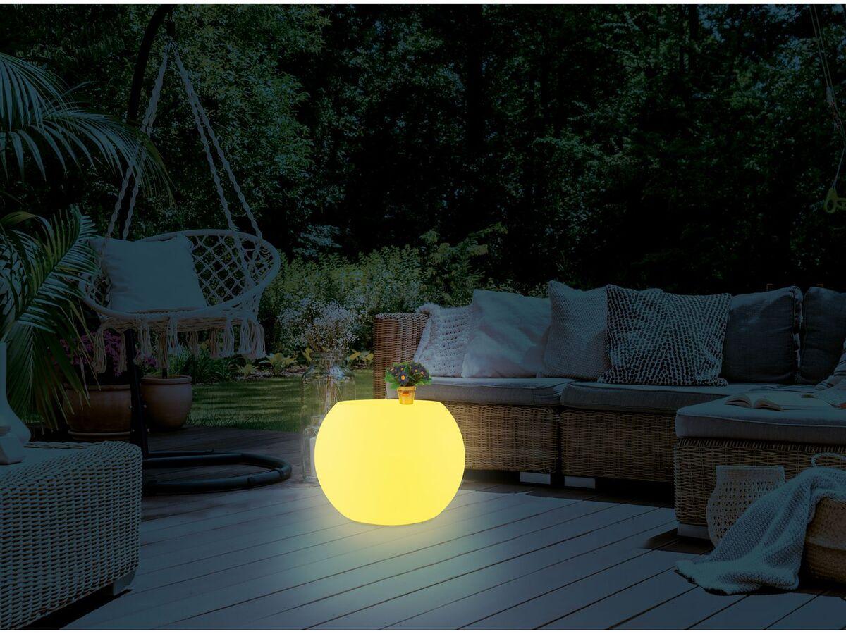 Bild 2 von LIVARNO LUX® Beistelltisch, beleuchtet, 4 Farbwechselprogramme, mit Akku