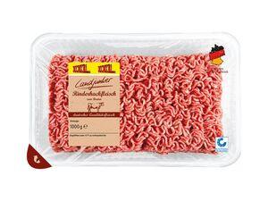 Frisches deutsches Rinderhackfleisch XXL-Packung