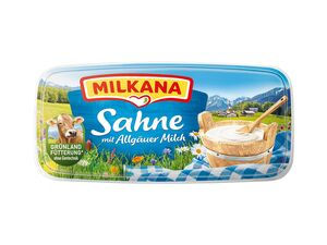 Milkana Schmelzkäsezubereitung