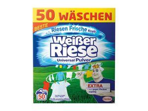 Weißer Riese Pulver 50 Wäschen