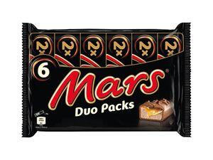 Mars Duo Packs