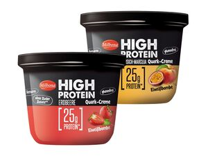 High Protein Quark-Creme
