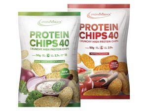 IronMaxx Protein Chips 40