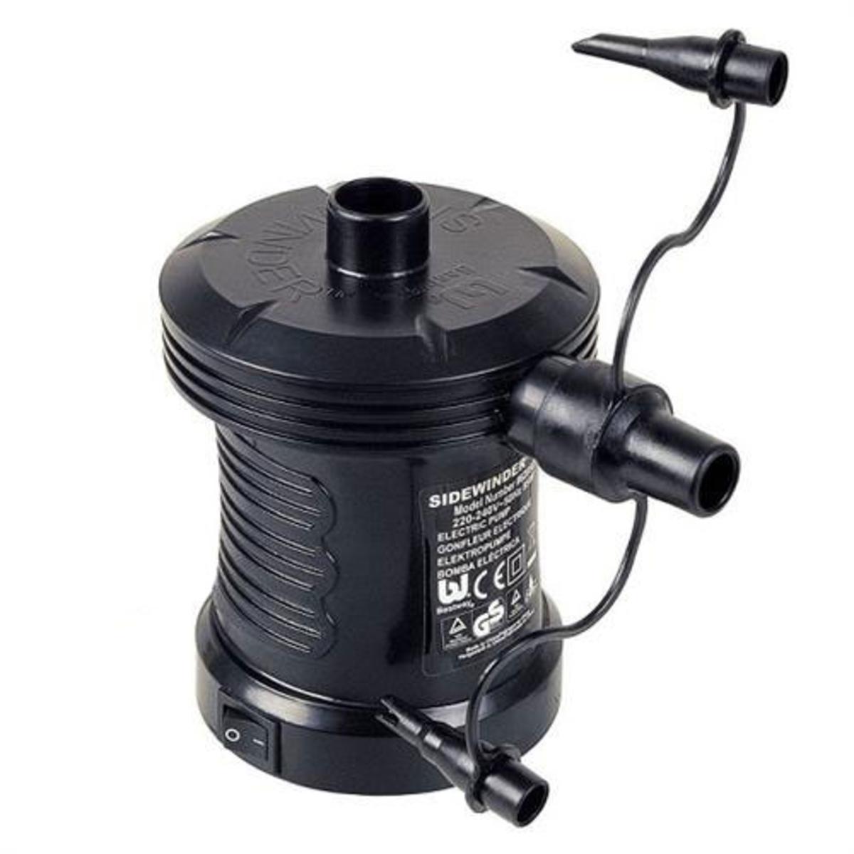 Bild 2 von Elektrische Luftpumpe Sidewinder