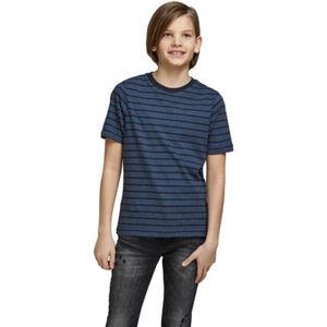 Jack&Jones Originals T-Shirt, Ringel, für Jungen