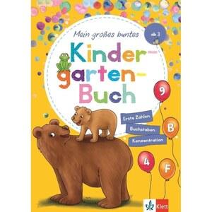 Mein Großes buntes Kindergarten-Buch
