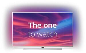 "43PUS7334/12 108 cm (43"") LCD-TV mit LED-Technik hellsilber / A"