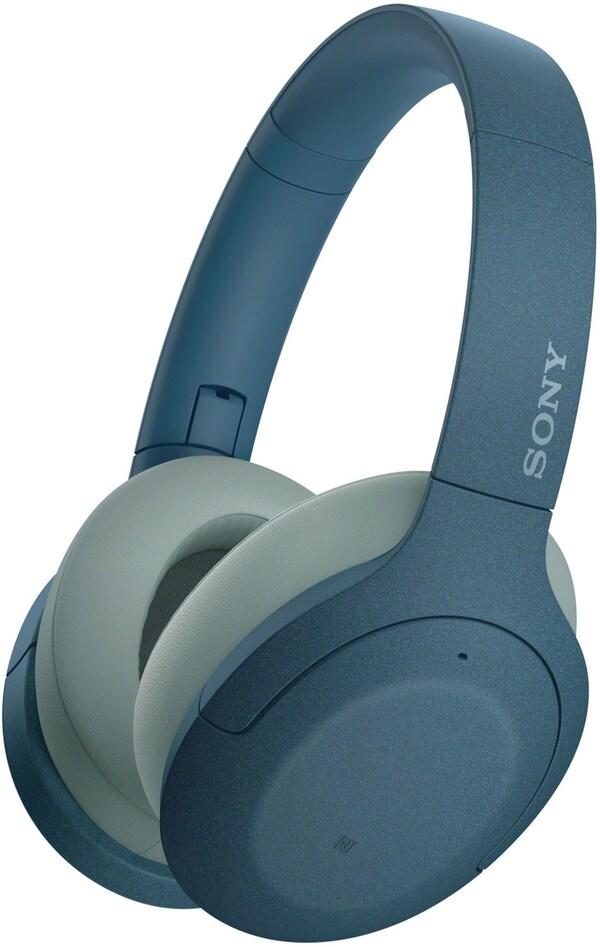 WH-H910NL Bluetooth-Headset blau