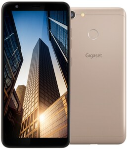 GS280 Smartphone golden topas