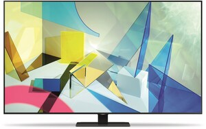 "GQ85Q80TGT 214 cm (85"") LCD-TV mit LED-Technik carbonsilber / A"