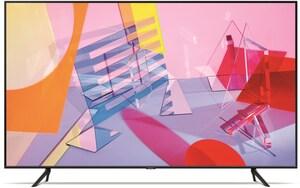 "GQ85Q60TGU 214 cm (85"") LCD-TV mit LED-Technik shieferschwarz / A+"