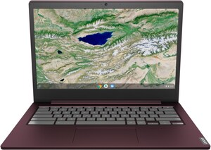 "Chromebook S340-14T (81V30002GE) 35,6 cm (14"") Notebook dark orchid"