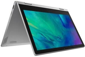 "Flex 3-11IGL05 (82B2001TGE) 29,4cm (11,6"") 2 in 1 Convertible-Notebook platinum grey"
