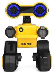 Cady Wiri Intelligenter RC-Roboter gelb
