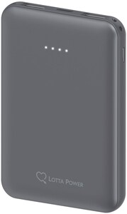 Powerbank (5.000mAh) space grey