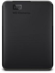 WD Elements Portable (5TB) Externe Festplatte schwarz