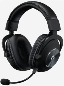 PRO Gaming Headset schwarz