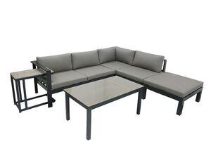 Garden Pleasure Lounge-Eckgruppe Miranda