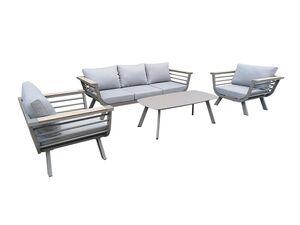 Garden Pleasure Lounge-Gruppe Elia