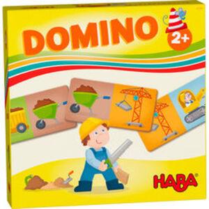 HABA-Lieblingsspiele - Domino Baustelle HABA 303764