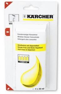 Kärcher Glasreiniger Konzentrat RM 503 ,  4 x 20 ml