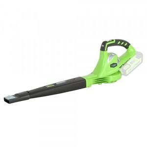 Greenworks Akku-Laubbläser 40 V ,  ohne Akku und Ladegerät, 240 km/h