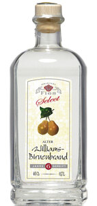 Fies Select Williams-Christ Birnen-Brand 0,7 ltr