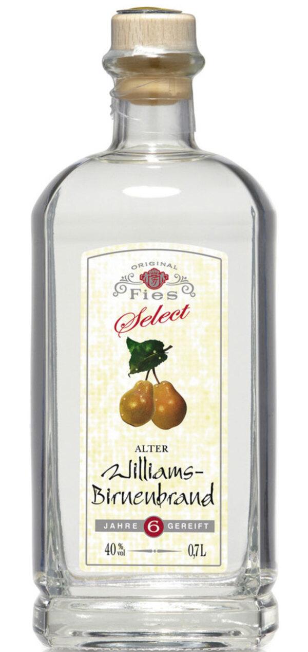 Fies Select Williams-Christ Birnen-Brand 0,7 ltr