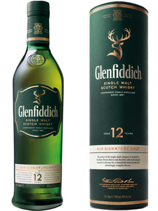 Glenfiddich 12 Jahre Signature Single Malt 0,7 ltr