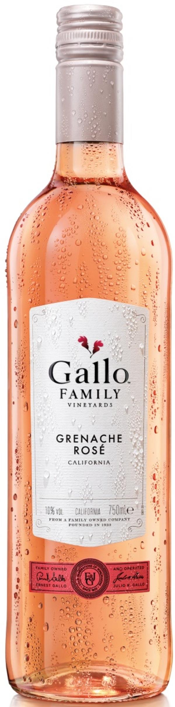 Gallo Family Grenache Rosé 2018 0,75 ltr