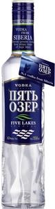 Five Lakes Vodka 0,7 ltr