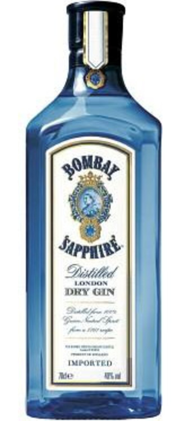 Bombay Sapphire London Dry Gin 0,7 ltr