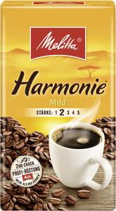 Melitta Kaffee Harmonie mild gemahlen 500 g