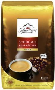 Schweitzers Schüümli Helle Röstung Bohnen 500 g