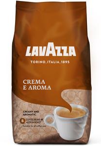 Lavazza Crema e Aroma ganze Bohnen 1 kg