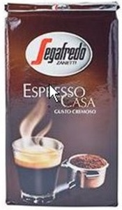 Segafredo Zanetti Espresso Casa gemahlen 250 g