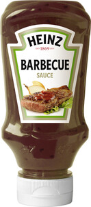 Heinz Barbecue Sauce 220 ml 220 ml