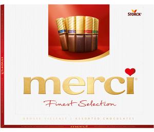 Merci Finest Selection Große Vielfalt 250 g