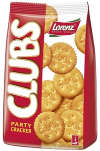 Lorenz Clubs Party Cracker 200 g