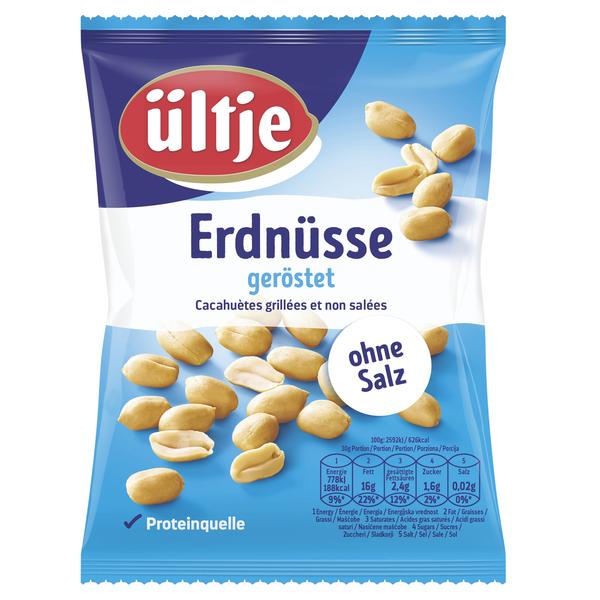 Ültje Erdnüsse ohne Salz 200 g