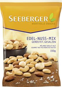 Seeberger Edel-Nuss-Mix geröstet und gesalzen 150 g