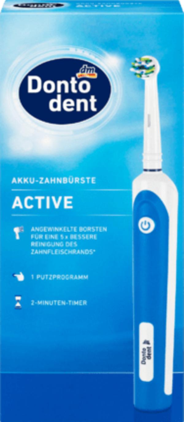Dontodent Elektrische Zahnburste Active Von Dm Ansehen
