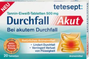 tetesept Durchfall Akut Tabletten