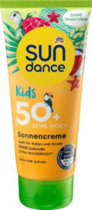 SUNDANCE Kids Sonnencreme LSF 50+