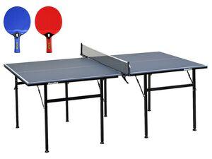 Bandito Tischtennisplatte »Big-Fun«, Indoor, mit Tischtennisschläger Set