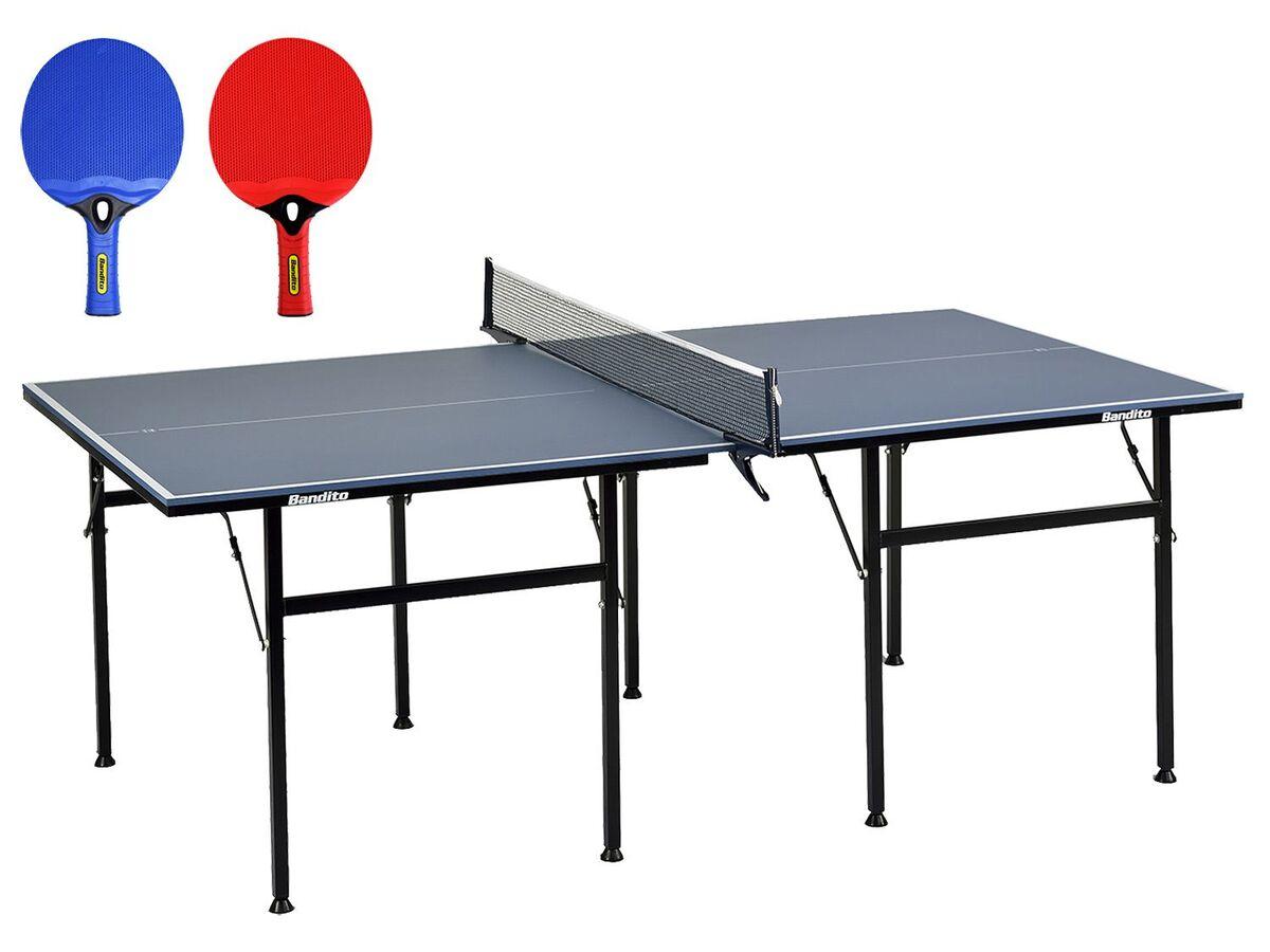 Bild 1 von Bandito Tischtennisplatte »Big-Fun«, Indoor, mit Tischtennisschläger Set