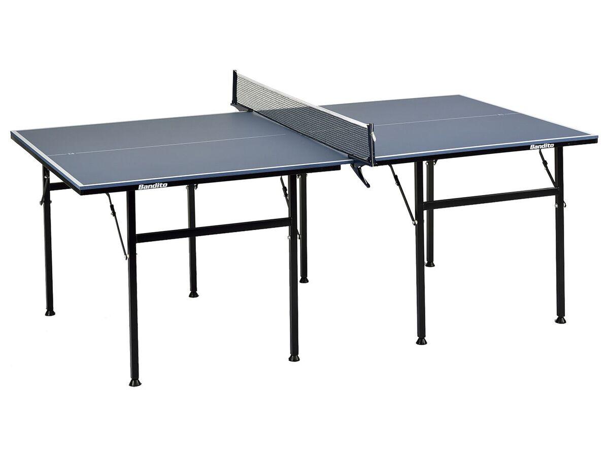 Bild 2 von Bandito Tischtennisplatte »Big-Fun«, Indoor, mit Tischtennisschläger Set