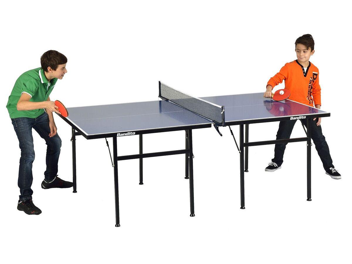 Bild 3 von Bandito Tischtennisplatte »Big-Fun«, Indoor, mit Tischtennisschläger Set